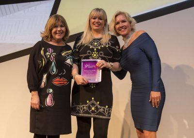 Business Role Model of the Year - Sally Bogg, Leeds Beckett University