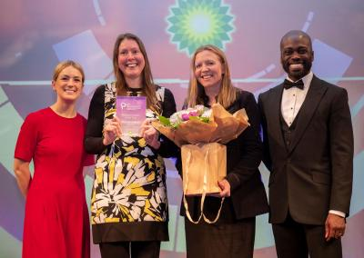 Business Leader of the Year -  Zoe Cunningham, Softwite