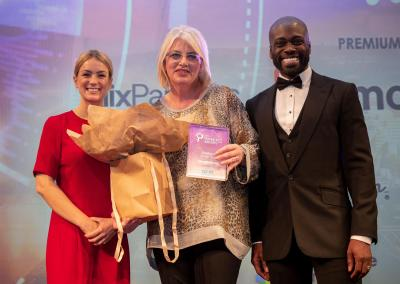 Employer of the Year - Joint Winner Thoughtworks