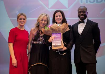 Diversity Initiative of the Year - Debbie Forster MBE, Tech Talent Charter