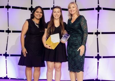 Hayley Leibson - Rising Star of the Year
